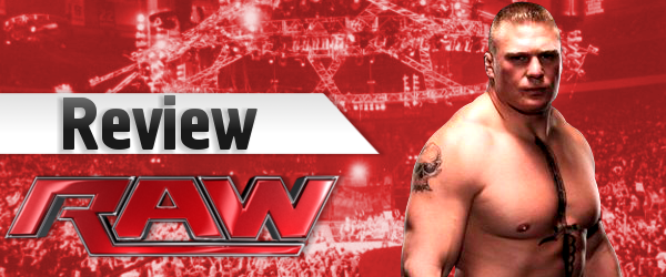 08/13/12 Raw Review
